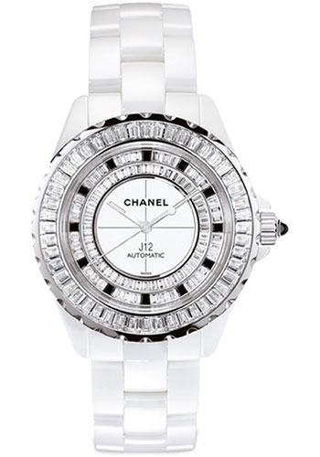 Chanel Watches - J12 White Ceramic 33mm Automatic - Style No: H2028