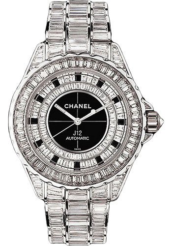 Chanel Watches - J12 White Gold 42mm Automatic - Style No: H2103