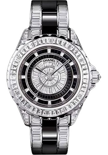 Chanel Watches - J12 White Gold 38mm Automatic - Style No: H2140