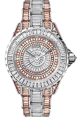 Chanel Watches - J12 White Gold 33mm Automatic - Style No: H2142