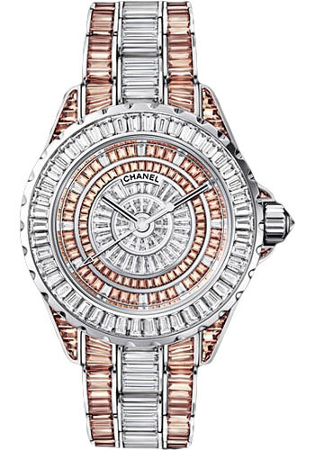 Chanel Watches - J12 White Gold 38mm Automatic - Style No: H2143