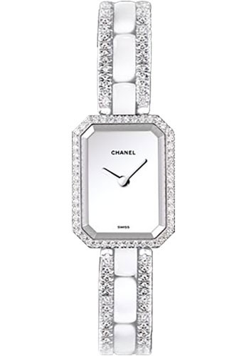 Chanel Watches - Premiere Collection White Gold - Style No: H2146