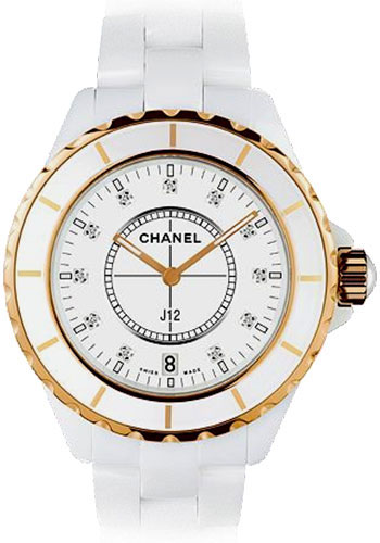 Chanel Watches - J12 White Ceramic 33mm Quartz - Style No: H2181
