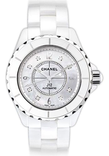 Chanel Watches - J12 White Ceramic 38mm Automatic - Style No: H2423