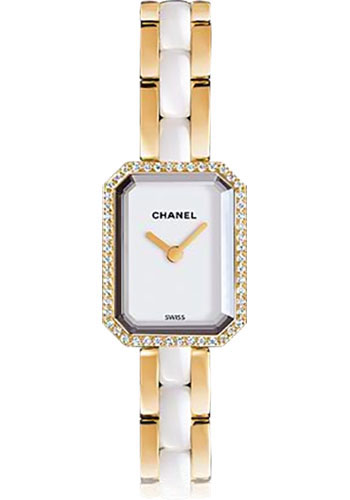 Chanel Watches - Premiere Collection Yellow Gold - Style No: H2435