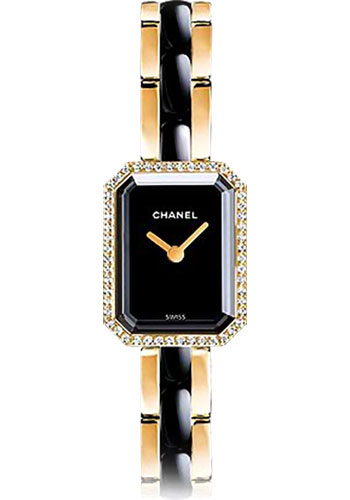 Chanel Watches - Premiere Collection Yellow Gold - Style No: H2436