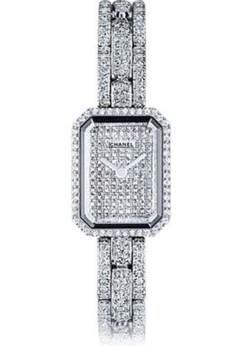 Chanel Watches - Premiere Collection White Gold - Style No: H2437