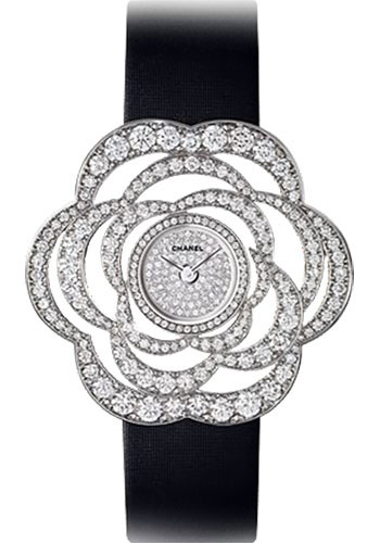 Chanel Watches - Camelia Collection - Style No: H2438