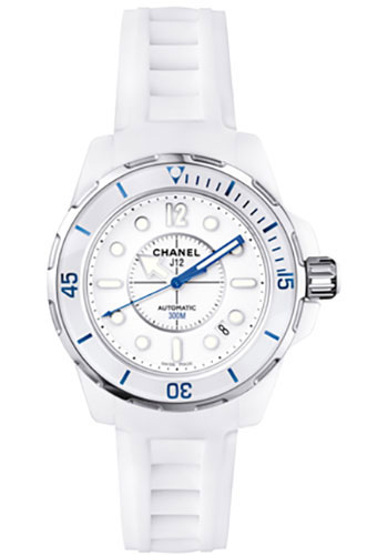 Chanel Watches - J12 White Ceramic 38mm Marine Automatic - Style No: H2560