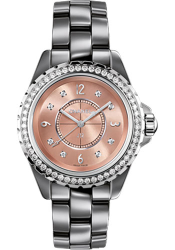 Chanel Watches - J12 Chromatic Ceramic 33mm Quartz - Style No: H2563