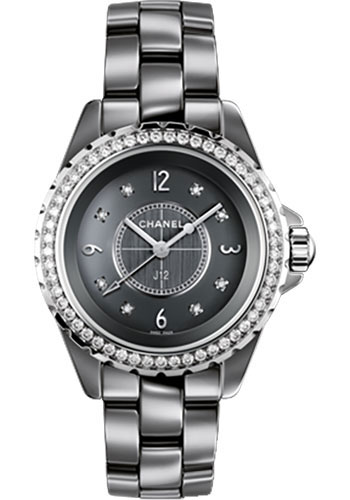 Chanel Watches - J12 Chromatic Ceramic 33mm Quartz - Style No: H2565