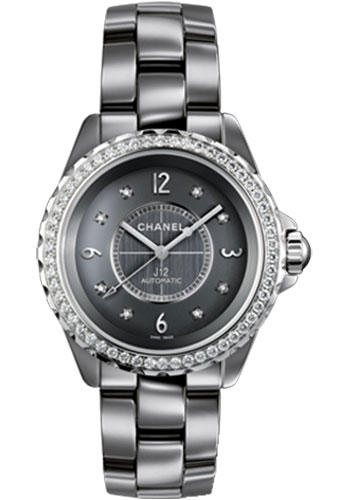 Chanel Watches - J12 Chromatic Ceramic 38mm Automatic - Style No: H2566