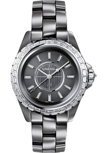 Chanel Watches - J12 Chromatic Ceramic 33mm Quartz - Style No: H2912