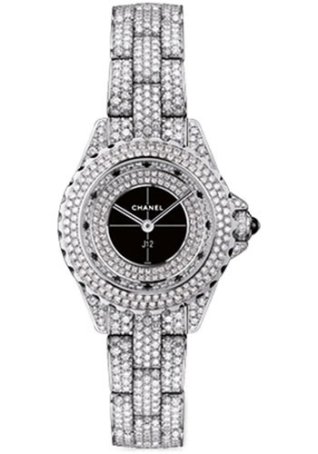 Chanel Watches - J12 White Gold 29mm Quartz - Style No: H2919