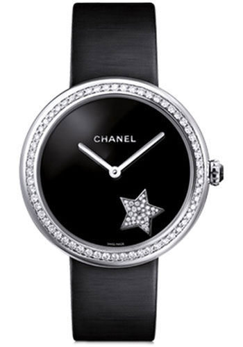 Chanel Watches - Mademoiselle Prive 37.5mm Automatic - Style No: H2928