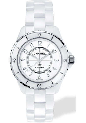 Chanel Watches - J12 White Ceramic 42mm Automatic - Style No: H2981
