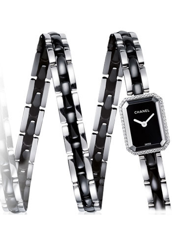 Chanel Watches - Premiere Collection Triple Row - Style No: H3058