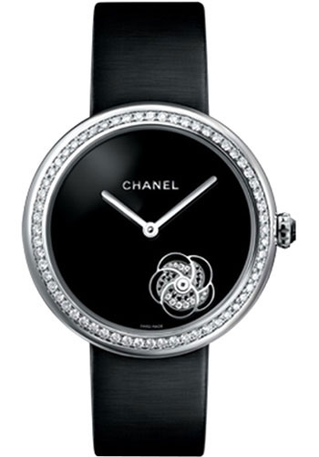 Chanel Watches - Mademoiselle Prive 37.5mm Automatic - Style No: H3093