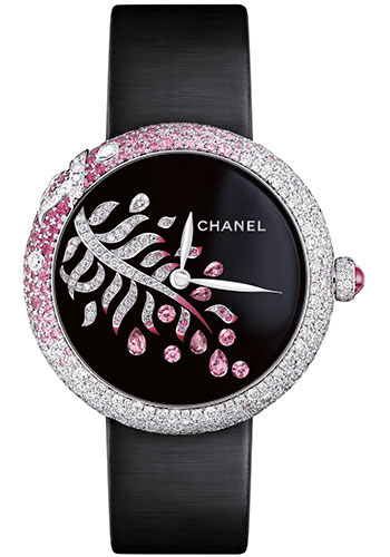 Chanel Watches - Mademoiselle Prive 37.5mm Automatic - Style No: H3098