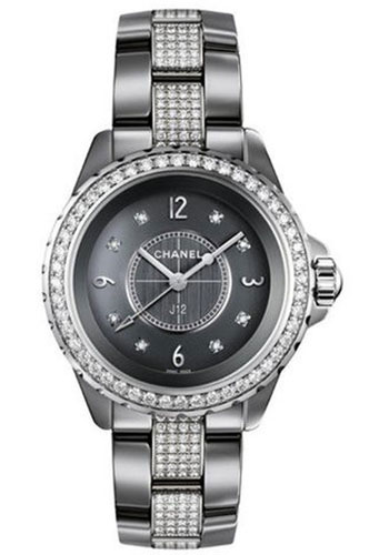 Chanel Watches - J12 Chromatic Ceramic 33mm Quartz - Style No: H3105