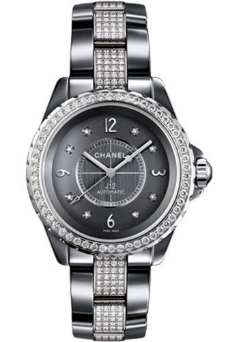 Chanel Watches - J12 Chromatic Ceramic 38mm Automatic - Style No: H3106