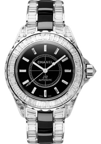 Chanel Watches - J12 White Gold 38mm Automatic - Style No: H3114