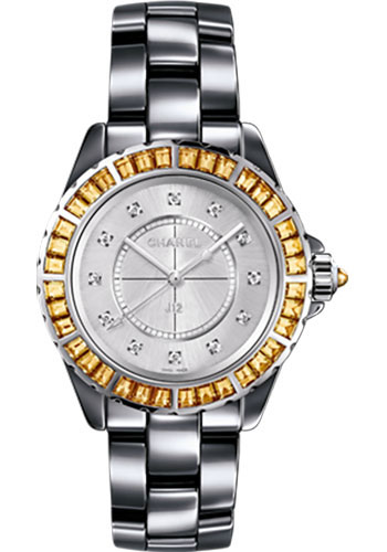 Chanel Watches - J12 Chromatic Ceramic 33mm Quartz - Style No: H3124