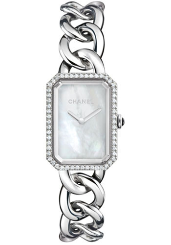 Chanel Watches - Premiere Collection 20mm Stainless Steel - Style No: H3255