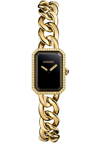 Chanel Watches - Premiere Collection 16mm Yellow Gold - Style No: H3258