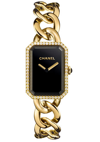 Chanel Watches - Premiere Collection 20mm Yellow Gold - Style No: H3259