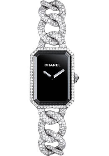 Chanel Watches - Premiere Collection 20mm White Gold - Style No: H3260