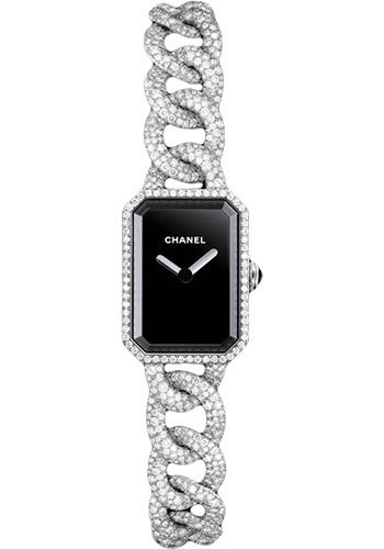 Chanel Watches - Premiere Collection 16mm White Gold - Style No: H3291