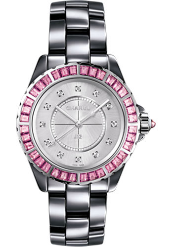 Chanel Watches - J12 Chromatic Ceramic 33mm Quartz - Style No: H3294