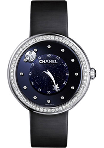 Chanel Watches - Mademoiselle Prive 37.5mm Automatic - Style No: H3389