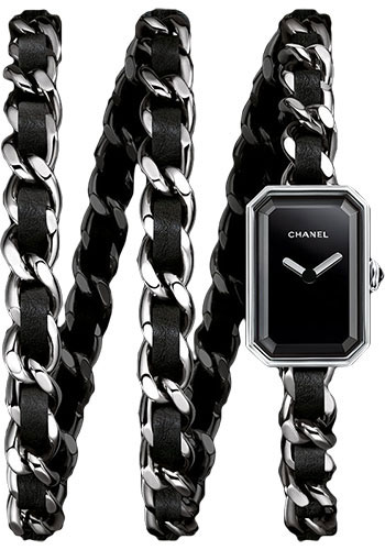 Chanel Watches - Premiere Collection 18.8mm Stainless Steel - Style No: H3749