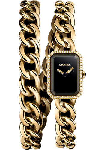 Chanel Watches - Premiere Collection 16mm Yellow Gold - Style No: H3750