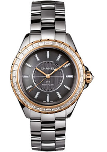 Chanel Watches - J12 Chromatic Ceramic 33mm Automatic - Style No: H3830