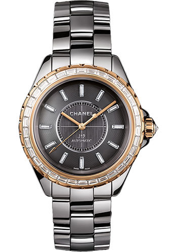 Chanel Watches - J12 Chromatic Ceramic 38mm Automatic - Style No: H3831