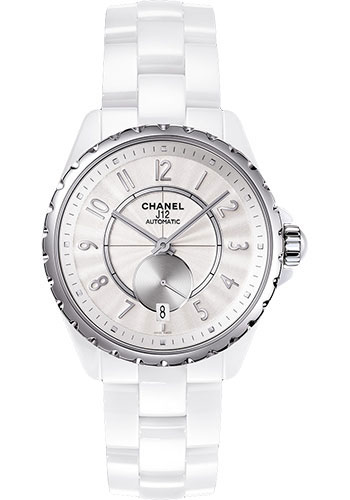 Chanel Watches - J12 White Ceramic 365 Automatic - Style No: H3837