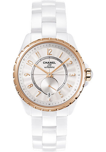 Chanel Watches - J12 White Ceramic 365 Automatic - Style No: H3839