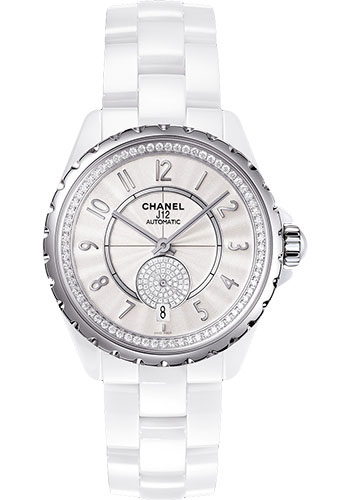 Chanel Watches - J12 White Ceramic 365 Automatic - Style No: H3841