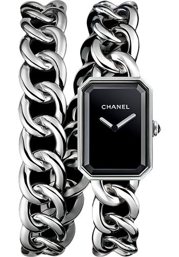 Chanel Watches - Premiere Collection 20mm Stainless Steel - Style No: H4199