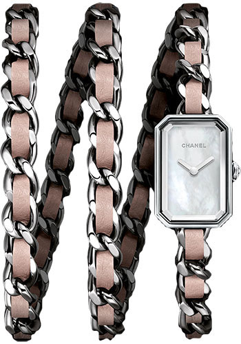 Chanel Watches - Premiere Collection 18.8mm Stainless Steel - Style No: H4312