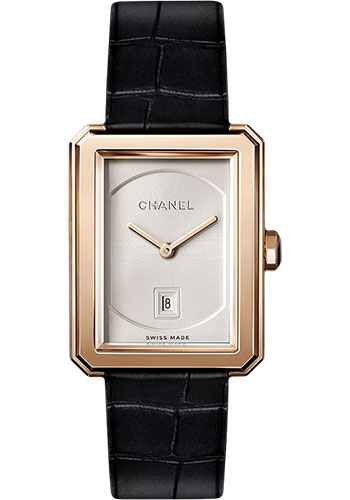Chanel Watches - Boy-Friend Medium Size - Style No: H4313
