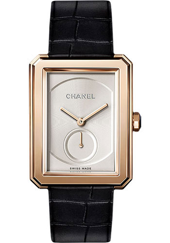Chanel Watches - Boy-Friend Large Size - Style No: H4315