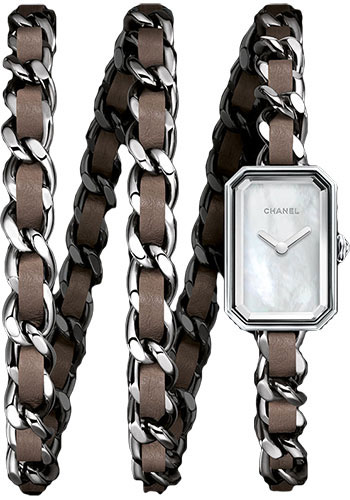 Chanel Watches - Premiere Collection 18.8mm Stainless Steel - Style No: H4326