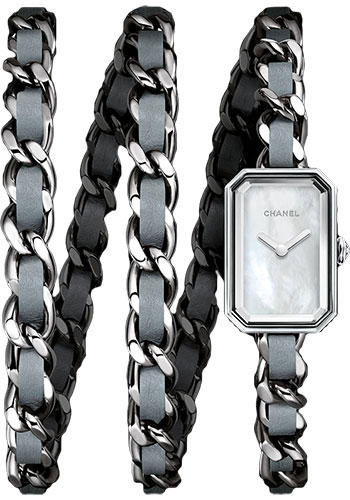Chanel Watches - Premiere Collection 18.8mm Stainless Steel - Style No: H4327