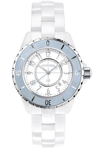Chanel Watches - J12 White Ceramic 33mm Quartz - Style No: H4340