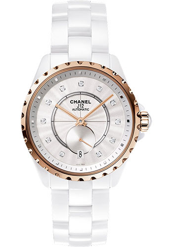 Chanel Watches - J12 White Ceramic 365 Automatic - Style No: H4359
