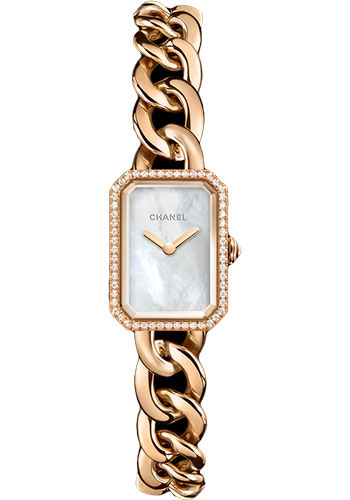Chanel Watches - Premiere Collection 16mm Beige Gold - Style No: H4411